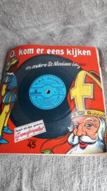 Sinterklaas boek/single