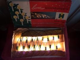 Kerstkaarslampjes Hema