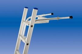 Solide telescopische ladder afstandshouder
