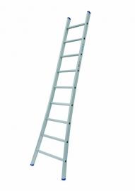 SOLIDE enkele ladder 9 sporten met open voet, Gratis verzending