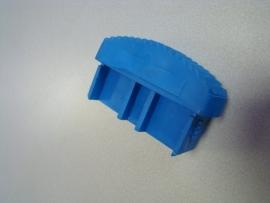Laddervoet / Ladderdop 70 mm