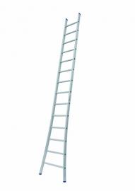 SOLIDE enkele ladder 14 sporten met open voet, Gratis verzending