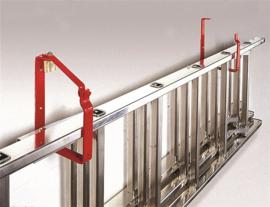 Ophangbeugelset voor ladder