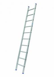 SOLIDE enkele ladder 10 sporten rechte voet, Gratis verzending