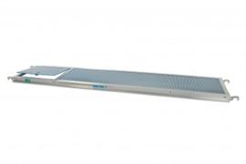 Platform SOLIDEair 305 met luik