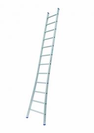 SOLIDE enkele ladder 12 sporten met open voet, Gratis verzending