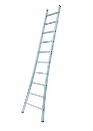 SOLIDE enkele ladder 10 sporten met open voet, Gratis verzending