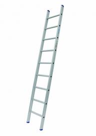 SOLIDE enkele ladder 9 sporten rechte voet, Gratis verzending