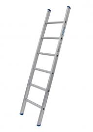 SOLIDE enkele ladder 6 sporten rechte voet, Gratis verzending