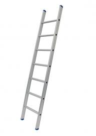 SOLIDE enkele ladder 7 sporten rechte voet, Gratis verzending
