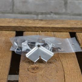10 x Hoekverbinders spaarkast