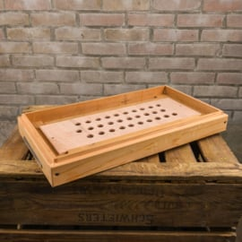 Starteropzet voor kunststof 6-ramer Red Cedar