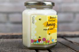 Honing etiketten Modern 100 stuks met gegevens opgedrukt