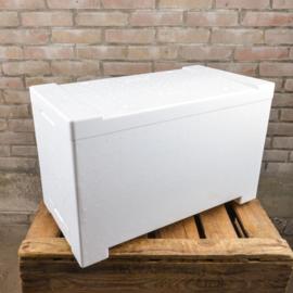 6-ramer Simplex kunststof kast