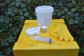 Winterbehandeling oxaalzuur voor 20 volken