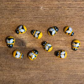 Kleine plakbijtjes 15 stuks