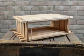 1 x Simplex honingkamerraam natuurbouw