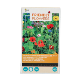 Buzzy® Friendly Flowers Lieveheerstbeestjes Laag 15m²