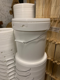 Plastic emmer 20kg