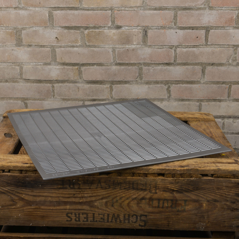 Moerrooster kunststof voor Segeberger ( 43x43cm)