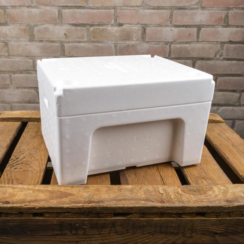 Kieler bevruchtingskastje incl. plastic raampjes