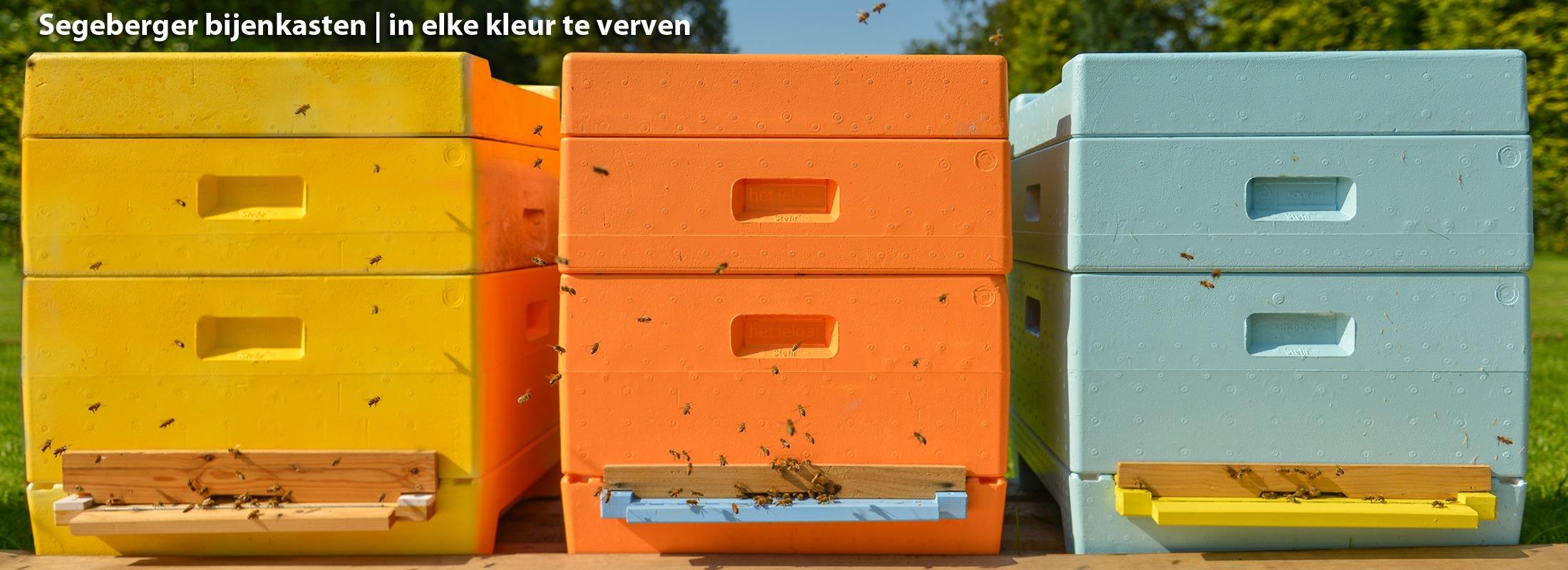 Segeberger bijenkasten