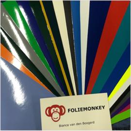 Vinyl Folie Pakket 25 A4