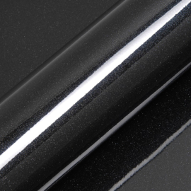 Glitter Catechu Zwart Glossy 21 cm x 29 cm
