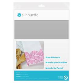 Silhouette Stencil Material non-adhesive