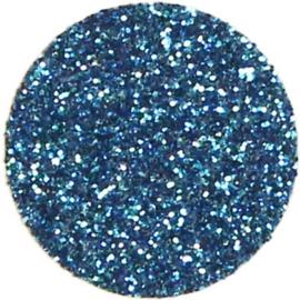 Glitter Columbia Blue 930 Flexfolie 5 meter x 50 cm