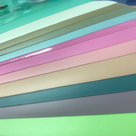 Vinylpakket Pastel A4 13 kleuren
