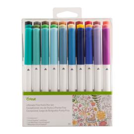 Cricut • Ultieme pennenset met fijne punt set 30 pack