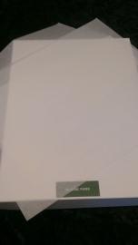 Silicon application paper A3 (prijs p/s)