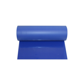 Flexfolie Silicone  3D 500 Royal Blue 50cm x 100cm