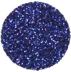 Glitter Royal Blue 942 Flexfolie 5 meter x 50 cm