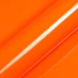 Vinyl Fluor Oranje 30,5 cm x 1 meter