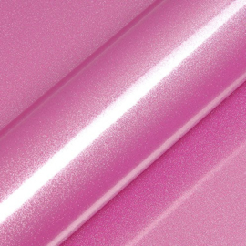 Glitter Jellybean Roze Glossy 21 cm x 29 cm