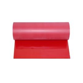 Flexfolie Silicone 3D 500 Red 50cm x 100cm