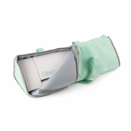 Silhouette Cameo 1 & 2 Dust Cover Light Tote Mint (Green)