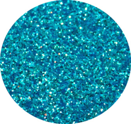 Glitter Beach Blue 962 Flexfolie 50 cm x 1 meter