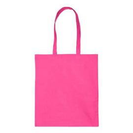 Katoenen Tas Roze