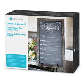 Silhouette Chalkboard Starter Kit