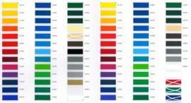 Ecotac Pakket Stickerfolie Mat/Glossy 70 Kleuren