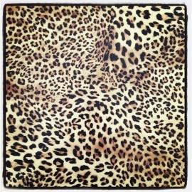 Luipaard Flexfolie  21 cm x 29 cm