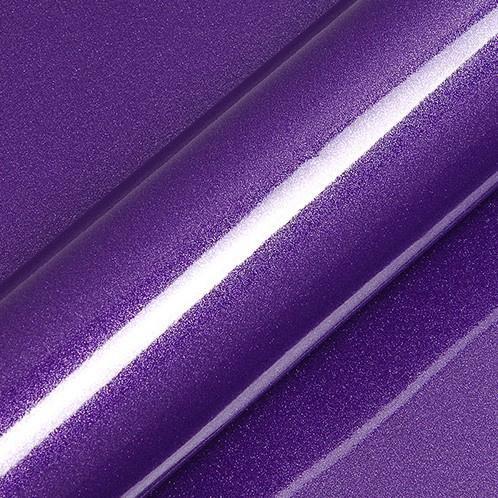 Glitter Byzantijns Violet Glossy  1 meter  x 30 cm