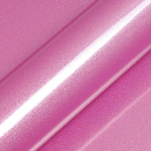 Glitter Jellybean Roze Glossy 1 meter x 30 cm