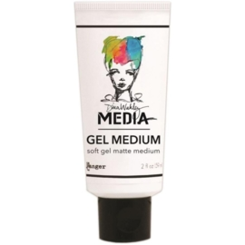 gel medium matte, tube 59 ml. - Dina Wakley - Ranger