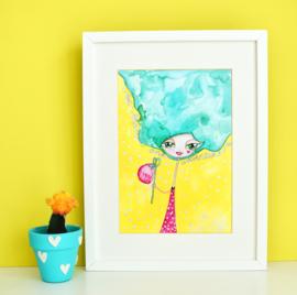 A4 art prints