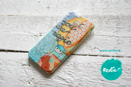 "Samsung Galaxy 6 hardcase 3D.  limited edition ontwerp ""you are magic {boy}"" door Revlie"