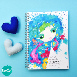"""Art Journal """"Sillie"""""""